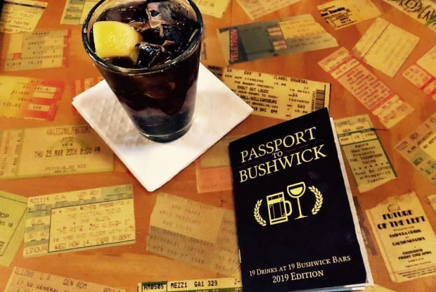 The 2020 Passport to Bushwick is Here! Buy today for $5 off