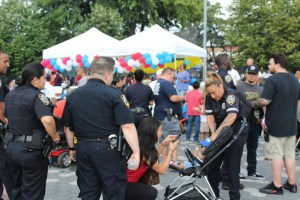 Police and Community Leaders Recognize Honorees at 35th National Night Out Against Crime