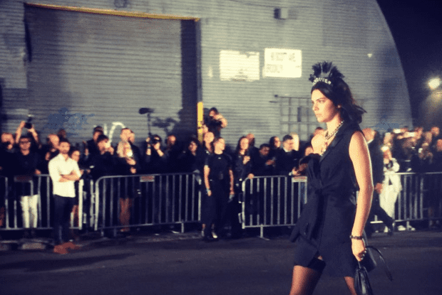 Alexander Wang Delivered on His Promise To Turn the Neighborhood into #Wangfest