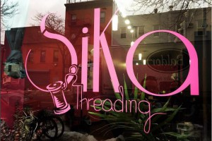 Keep Your Brows in Check at Sika Threading Salon's New Bushwick Location