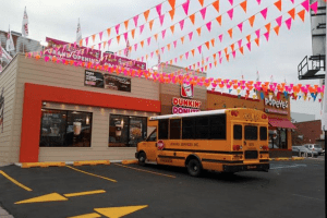 Popeyes and Dunkin' Donuts Opened at the Corner of Flushing & Knickerbocker Avenues in Bushwick
