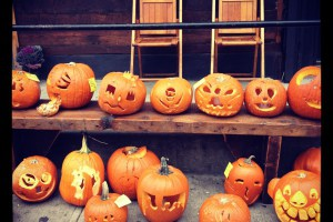 You've Officially Been Given Permission to Smash Pumpkins