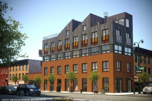 New Mixed-Used Development with Laundry Room and Retail Space Is Coming to Myrtle-Wyckoff