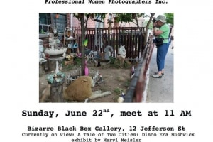 Famed Photographer of Studio 54 & Post-Blackout Bushwick to Lead a Historical Photo Walk. All Are Invited!