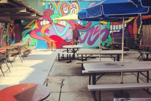 Bushwick Bars with Outdoor Areas Part Two