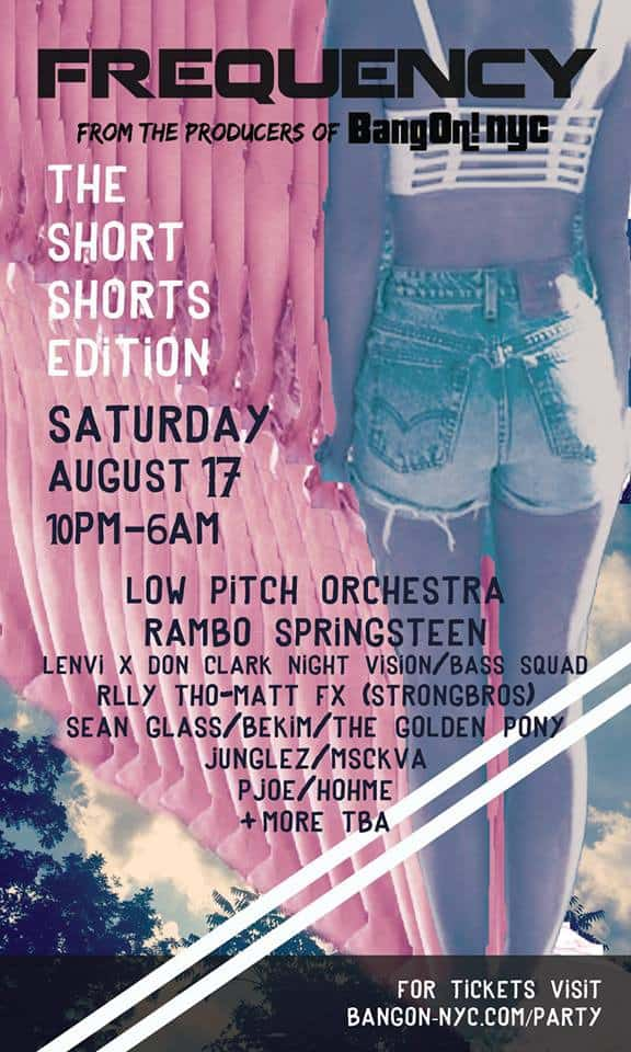 BangOn! Party this Saturday + 7 Questions with the Producers