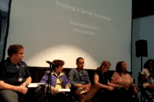 Panelists Call On Residents to Unite for Bushwick (Video)