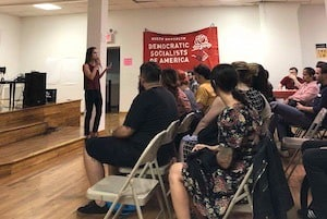 What Is Democratic Socialism? A Q & A With The North Brooklyn DSA