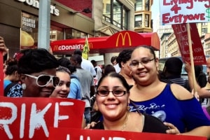 Fast Food Workers Prepare to Strike on Thursday