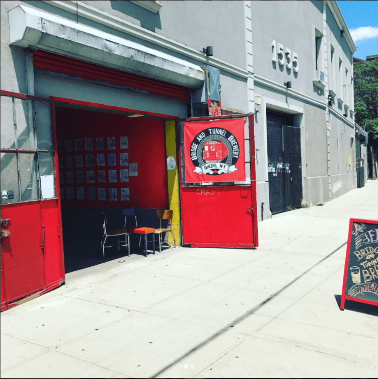 There's a Story Behind Each of Bridge & Tunnel Brewery's $5 Pints