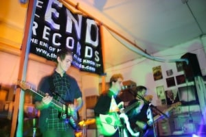 """New Venue """"The End"""" Opened with Performances by Total Slacker & more (PHOTOS)"""