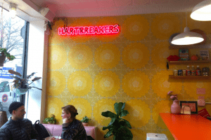 Hartbreakers Brings Plant Based Food and Good Vibes to Bushwick
