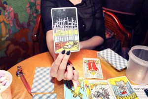 Is Divination Real? What It's Like to Get Your Cards Read at The Tarot Society