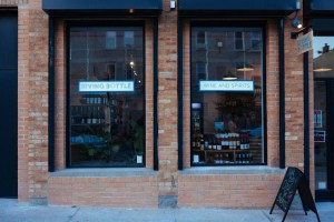 Irving Bottle Wine Shop Brings Organic and Natural Wines & Spirits to Bushwick