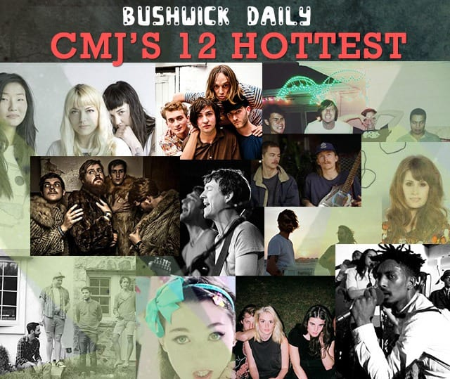CMJ's 12 Hottest Bands & Where to Catch Them For Free or Cheap