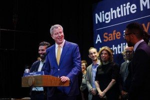 Last Night Mayor de Blasio Created an Office of Nightlife at House of Yes