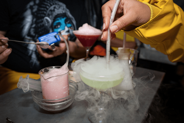 This Meth Lab-Themed Cocktail Class Is Unique and Kind of Stressful
