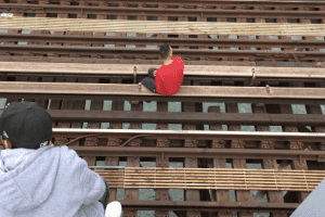 Updated: M Trains Are Running Again After a Man Sitting on Tracks Stopped Service