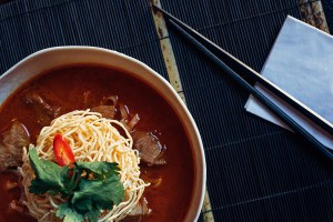 Try Thai Food from a Grandma's Kitchen at Bushwick's Dock Asian Eatery