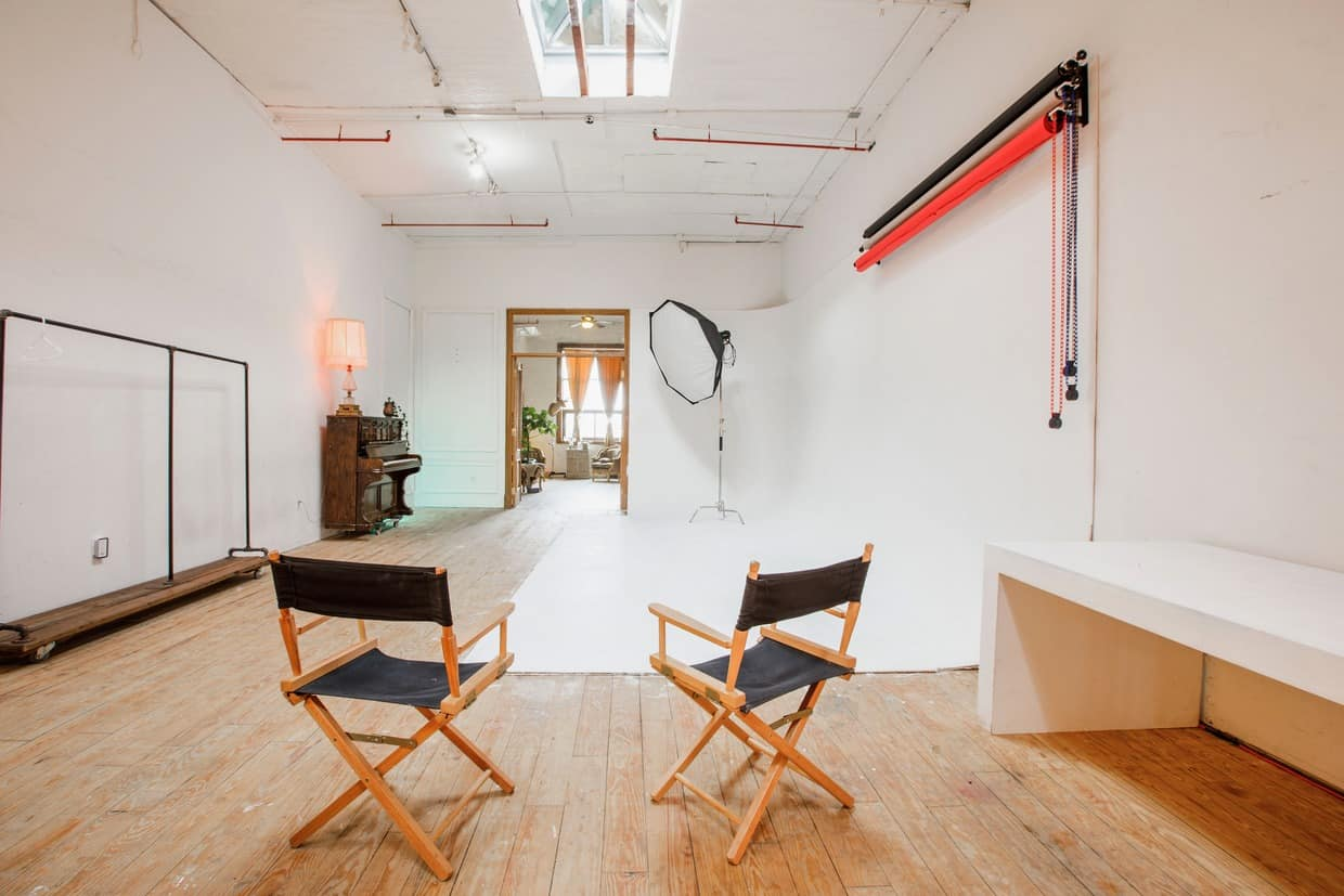Your Guide to the Most Equipped and Lit Rental Photo Studios in North Brooklyn