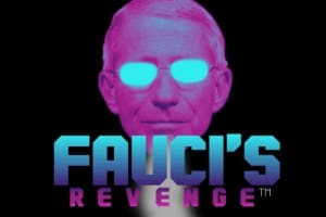Play this Dr. Fauci video game and Raise Money for NYC's First Responders