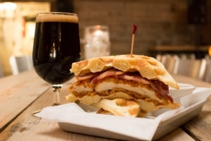Pair Your Craft Beer with Brunch at Lantern Hall, Starting This Weekend