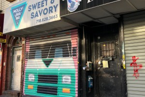Molly's Milk Truck Forced to Emergency Close Temporarily Because of Unsafe Building Conditions