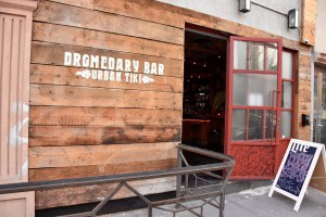 Local Bartenders Battled It out at a Cocktail Competition in Dromedary Bar on Monday