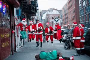 Vomit Town USA: SantaCon 2014 is Coming to Bushwick
