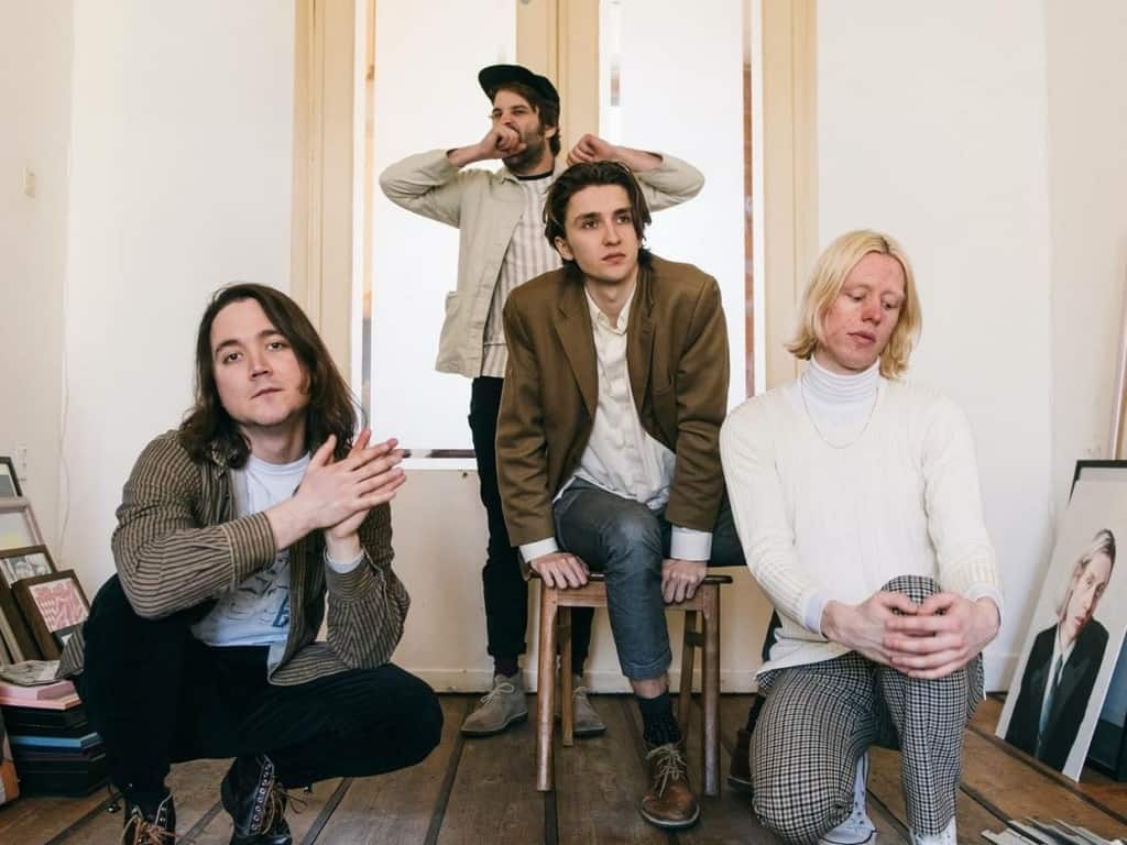 """Mozes and the Firstborn Release """"Dadcore,"""" Playing Rough Trade on Friday, Feb. 15"""