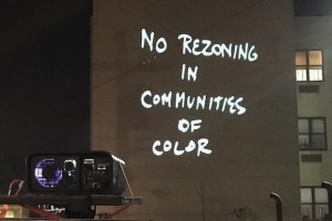 A Look At The Bushwick Protest Against Displacement This Past Friday