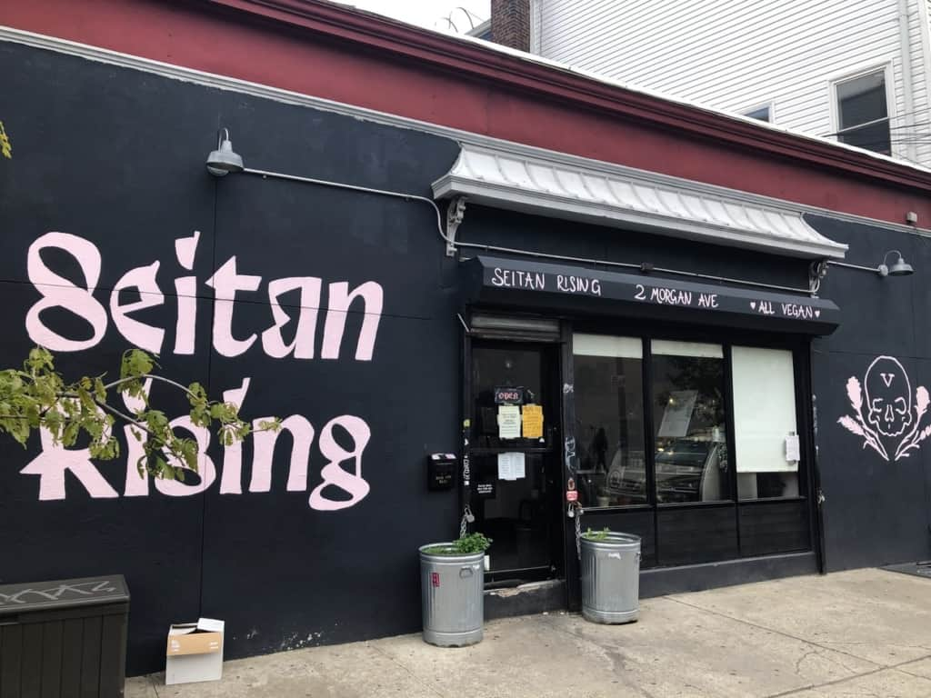Seitan Rising Is Fighting Capitalism One Vegan Sandwich At A Time