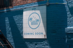 Openings: The Houdini Kitchen Has Been Replaced By A Mysterious Pizzeria called Pàn.