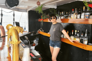 Paradise Lounge Stays Afloat During the Pandemic (Literally)