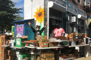 New Center, Collective Focus Hub, Provides Bushwick with Free Food, Goods and Services