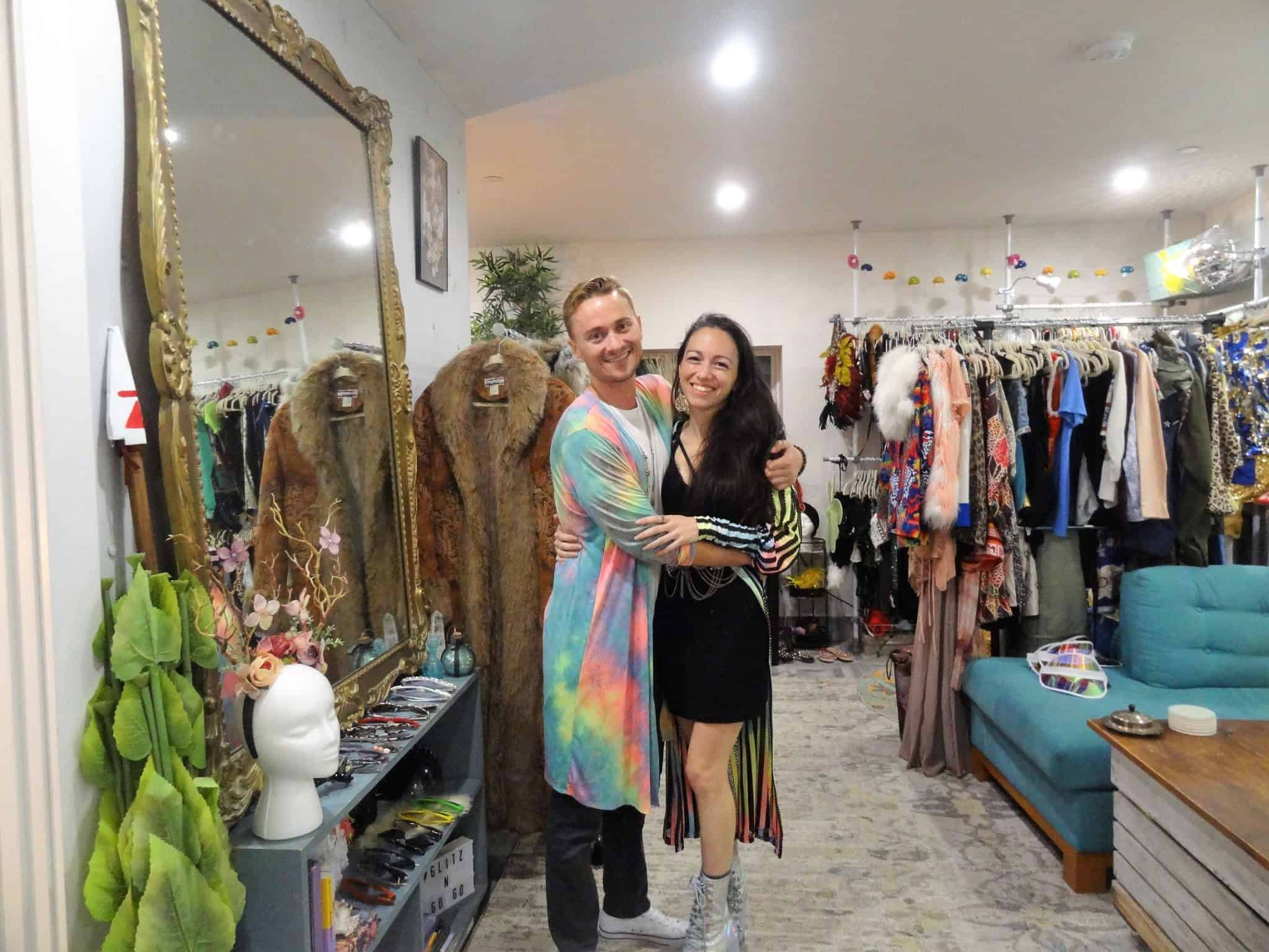 Bushwick's New Rental Wardrobe, the Costume Closet, Offers 'Festival-inspired' Costumes for Any Occasion