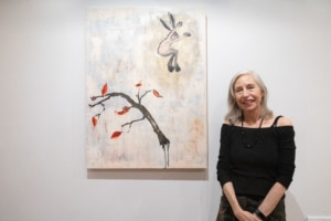 Art Review: Mary DeVincentis' Work Explores Our Heightened Sense of Mortality